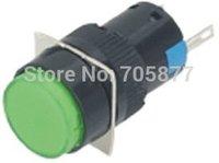 16mm led button