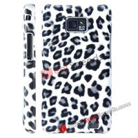 New #SSI9100-4082# Leopard Hard Case Cover for Samsung Galaxy S2 i9100(7 Colors Availble for Choosing!)