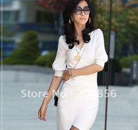 Free shipping wholesale Ladies dress ,Women Dress
