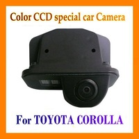 CCD HD Car rear View Reverse Parking Backup camera for Corolla Tarago Previa Wish Alphard