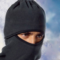 Free Shipping 20PCS/LOT TCM Men Multi-type Windproof Winter Fleece Balaclava Hat for collar scarf face mask