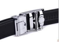 Seven Wolf man with male money with senior genuine leather belt quality goods fittings