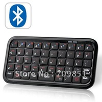 Free Shipping!Mini Wireless Bluetooth Keyboard For PS3 PC iPad 2,5pcs/lot