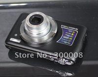 NEW 2.7 inch 12.0 MP cheap digital camera optical zoom 5X Anti shake In Original Box