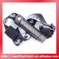 Ultrafire UF-H3D Cree Q5 1-Mode LED Headlamp (1*18650)