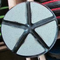 80mm metal pad for floor renovation