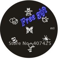 Wholesale - - -18 pcs lot DIY Nail Art Konad Design Stamping Image Plate Design Template + Free Ship