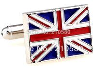 Designer Cufflink For Men's Metal Cufflinks UK Flag Cuff links