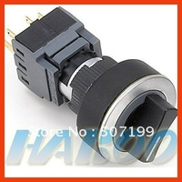 16mm change to 22mm electrical ultrathin fashion 2 position selector pushbutton switch
