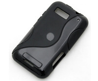 For Motorola Defy Phone Case, S Line Soft Silicone Gel TPU Case Cover for Motorola Defy MB525