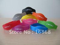 RFID Silicon Wristbands FM1108