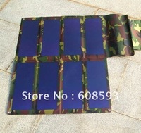 24W Flexible Solar Panel (Amorphous silicon)  Solar charger, 50% shipping discount