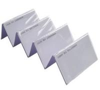 RFID 125Khz Proximity ID Cards 0.8mm Thin Credit Card Size 200pcs/lot