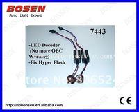 T20 7443 8w  free shipping error free warning canceller car accessorry
