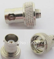 RF SMA connector adapter SMA female to BNC female