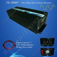 inverter 12v 120v 5000w solar inverter 12v pure sine