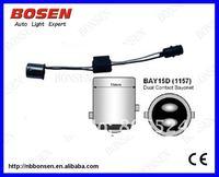 BAY15D 1157  free shipping  error free LED resistor warning canceller