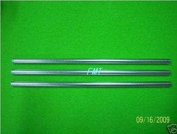 F00217-3 3pcs Aluminum Silver Tail boom,T-REX 450 SE/V2 + FS