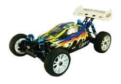 FS-GT3B 3ch 2.4G system CAMPER 1/8th Scale Lightweight Nitro Off-Road Buggy car RTR 94860(China (Mainland))
