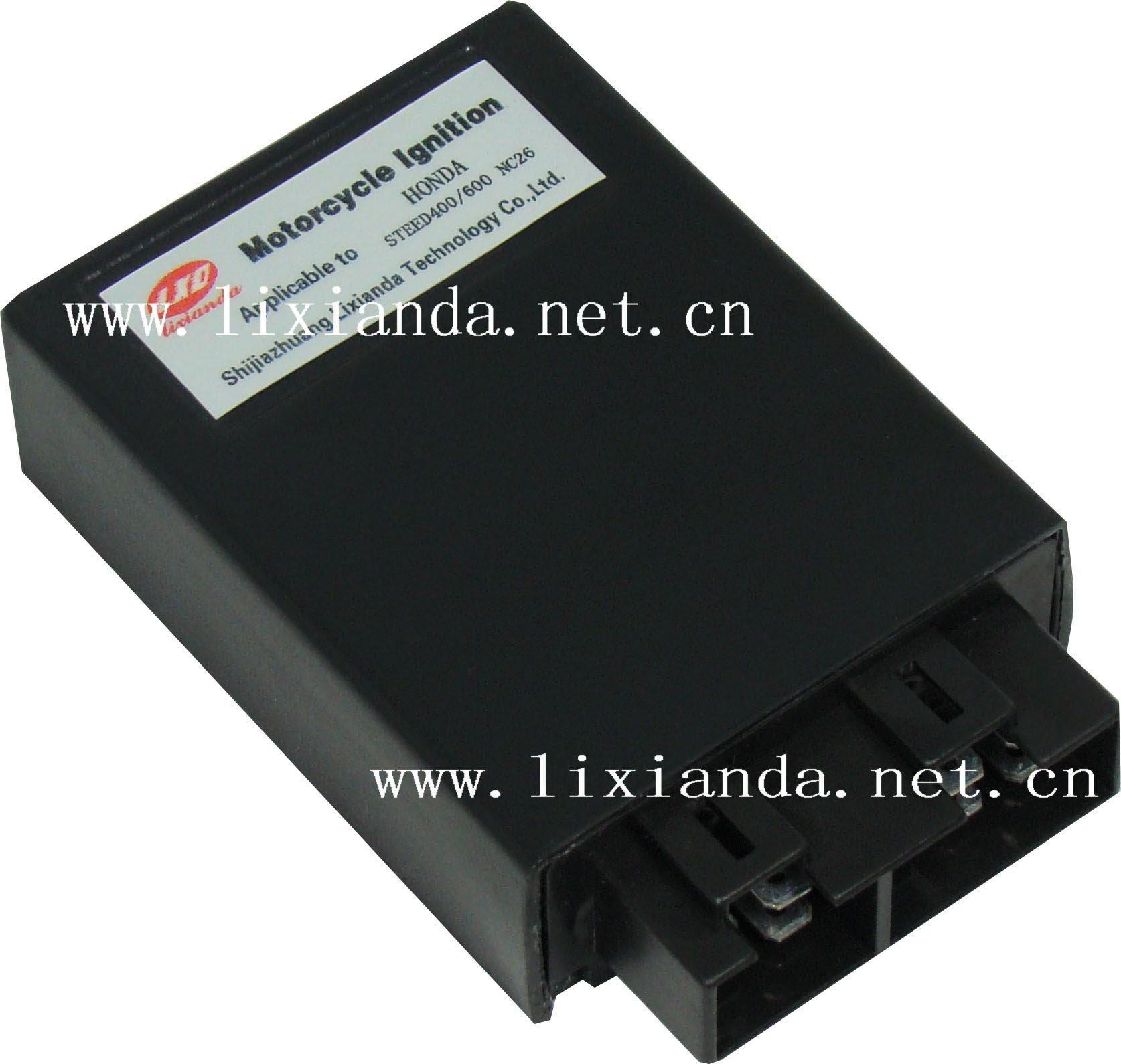 Digital Motorcycle Ignition CDI Unit Steed400 NC26 for Honda # LXD-NC26(China (Mainland))