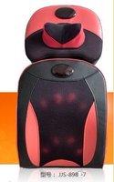 Free shipping! Super combination of all-round heated massage pad massage neck, waist massage cushion