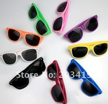 Unisex Retro brand sunglasses Glasses Eyeglasses Eyewear designer Stylish Trendy Popular 11 colors CN post