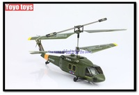 New Arriva!!Free shipping!! Syma  S102G S109G 3CH Hawk RC Gyro Mini Helicopter