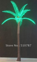 63w mini LED tree palm tree free shipping