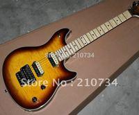 new custom  EVH Orange tiger guitar free shipping