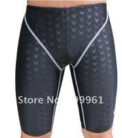 SBART M to 5XL all size Pro professional shark skin sharkskin swim wear men swimming trunks shorts