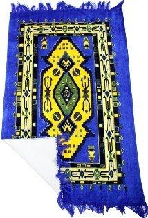 praying carpet, muslim  prayer mat, Prayer Rug, PVC Carpet , Hot Sale Muslim Carpet TK-PMC007A series  (MOQ: 50 PCS)