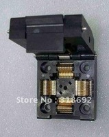 Genuine only - IC51-0644-807,YAMAICHI, QFP/FPQ 64P, 0.5mm Pitch, Burn-In Socket Test Sockets.
