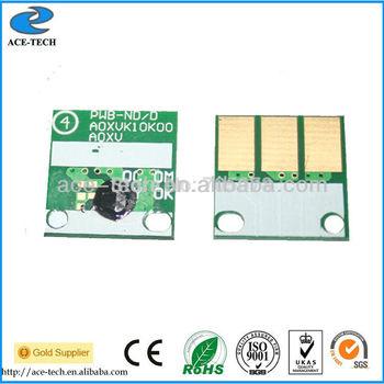 Compatible toner&drum chip for Konica minolta bizhub c220 c280 c360 color laser printer refill cartridge image unit OEM