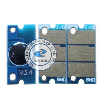 Color toner reset chip for Konica Minolta magicolor 1600W/1650EN/1690MF/1680MF laser printer refill cartridge