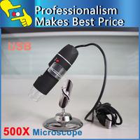 50~500X USB Microscope 1.3MP freeshipping