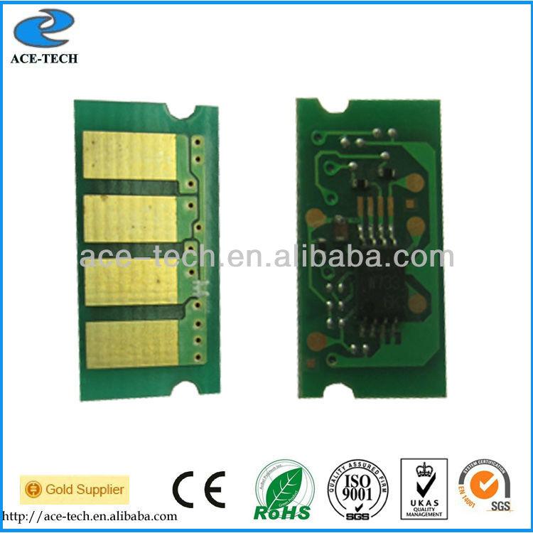 Toner reset chip for Ricoh Aficio SP C220 C222 color laser printer refill cartridge(China (Mainland))