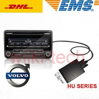 Free Shipping For Car MP3 Player with USB/SD/AUX for Volvo S40 S80 S60 V40 V70
