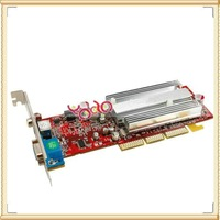 Free Shipping + 128MB For ATI 9200 VOD Graphics Card , Accelerate All Popular 3D Games 10pcs/lot 81005539