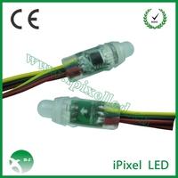 12mm RGB LED pixel  light string(UCS1903&WS2811)