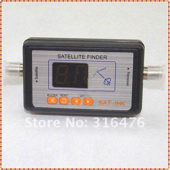 New Version SATLINK WS6903 satellite meter Sat-Link Digital Displaying Satellite Finder Meter WS-6903 Free Shipping