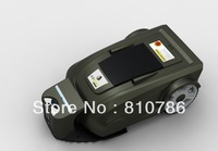 Li-ion Battery Black Color ,Top Selling 2012 Newest Brand,Intelligent Lawn Mower 2900+Newest Function: Electronic Compass