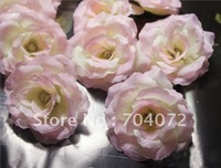 Wholesale -200pcs/lot artifical penony silk flower different colors 7.5cm in dia better for wedding party or house deco.