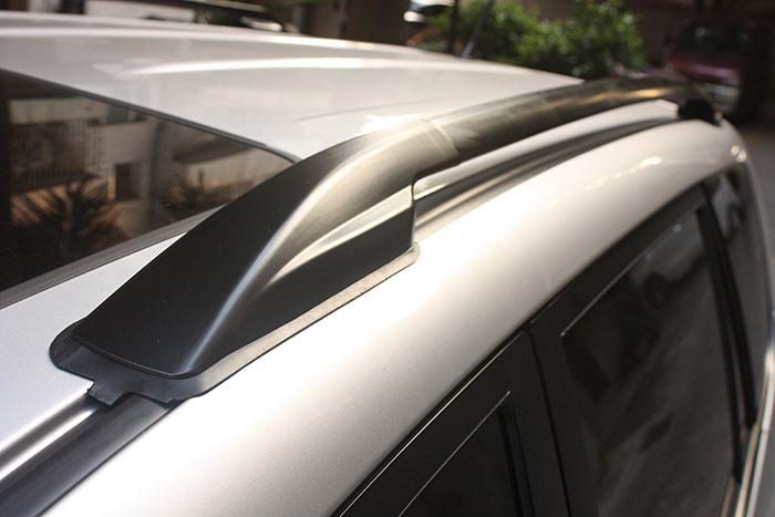 2006-2012 Toyota Rav4 Rav 4 Factory Style Roof Rack Rails Bars Black 2006 2007 2008 2009 2010 2011 2012(China (Mainland))