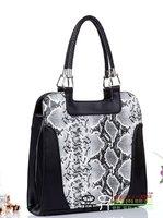 2014 New Arrival snake designer women's handbag,brand women totes,stylish europe handbags, HOBO,PUNK bags Shipping free
