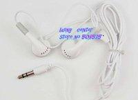 Earphone For iPod , MP3 MP4 earphone 3.5mm In-Ear Earphone Headphone 6