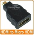 HDMI Female to Micro HDMI Type D Male Converter Adapter