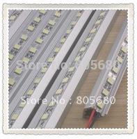 smd 5650 72led/m led light bar,18W,12V imput, white  warm white with PC Shell led rigid strip,30meter a lot