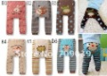 36 designs can choose,8pcs PP Pants, Baby Pants,toddler Baby Leggings,Free shipping