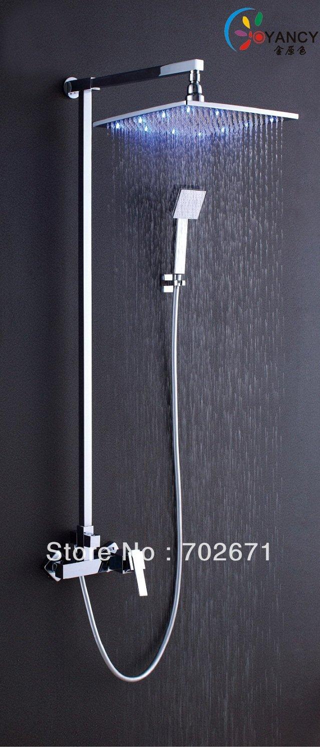 Achetez en gros douche led dirige colonne de douche en ligne des grossistes - Colonne de douche a led ...