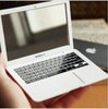 New Creative for iPad Design macbook air Makeup Mirrors /portable pocket cosmetic mirror/2 color for choose 10Pcs/lot
